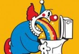 vomit clown