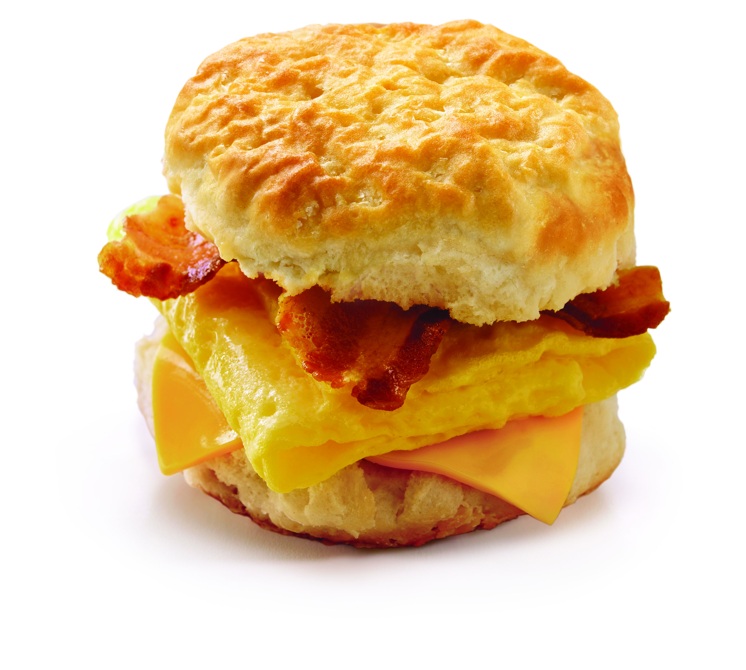 Biscuit bacon and egg_with Shadow
