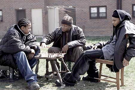 Wire Chess Scene Best Scenes From The Wire