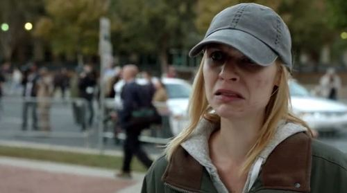 Claire Dance Ugly Cry Homeland