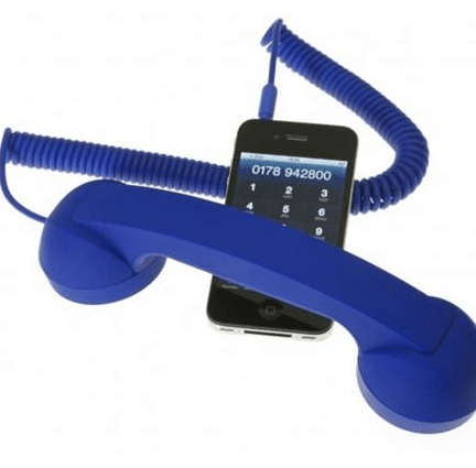 phone handset for iphone