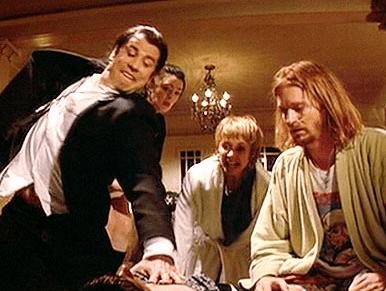 Mia Wallace needle scene Pulp Fiction