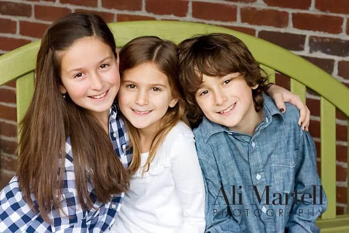 Martell kids photoshoot December 2012