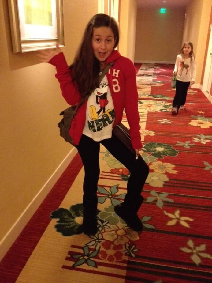 Emily Disney Nerd