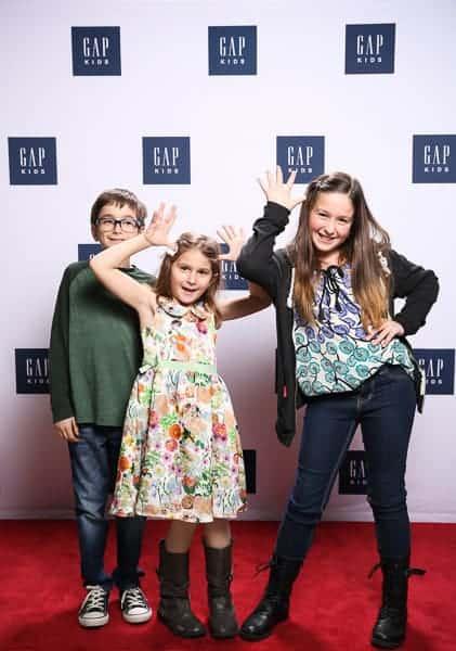 Kids at TIFF