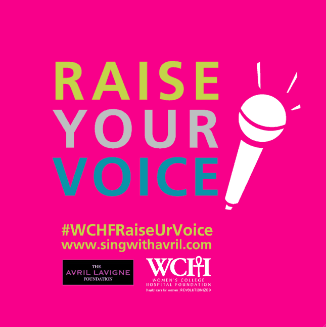 Raise Your Voice For Women Who Raise Theirs {Sponsored}