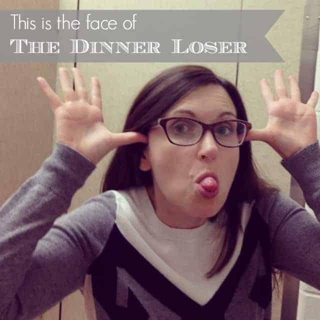 dinner-loser